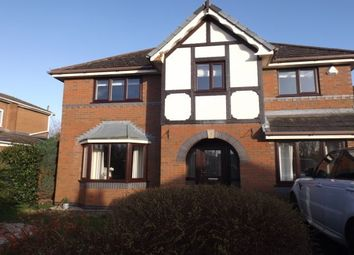 Thumbnail 4 bed property to rent in Riversdale, Warrington