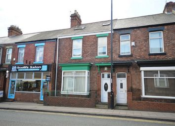 Thumbnail 1 bedroom flat to rent in Chester Road, Sunderland, Tyne And Wear