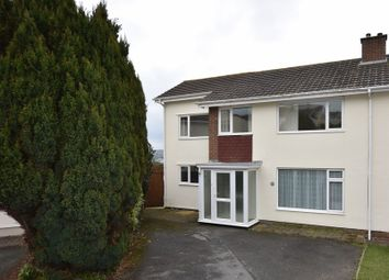Thumbnail 4 bed semi-detached house to rent in Yeo Drive, Appledore, Bideford