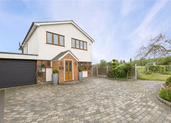 Thumbnail 4 bed link-detached house for sale in Duck Lane, Thornwood, Epping, Essex