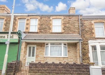 Thumbnail 3 bed terraced house for sale in Bridge Street, Kenfig Hill, Bridgend
