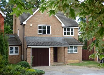Thumbnail 4 bed detached house for sale in Trotsford Meadow, Frogmore Road, Blackwater