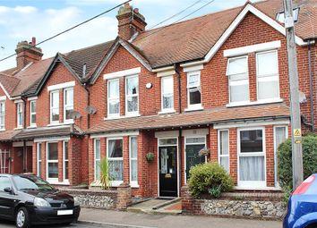 Thumbnail 2 bed terraced house for sale in York Road, Littlehampton
