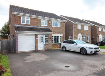 Thumbnail 4 bed detached house for sale in St Marys Avenue, Welton, Lincoln