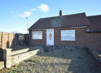 Thumbnail 2 bed terraced bungalow for sale in Prince Edward Road, South Shields