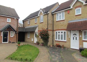 Thumbnail 2 bed end terrace house for sale in Hampstead Gardens, Chadwell Heath, Romford