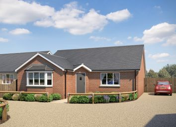 Thumbnail 3 bedroom detached bungalow for sale in Gilbert Row, West End, March