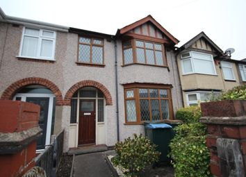 Thumbnail 3 bed terraced house to rent in Browning Road, Coventry