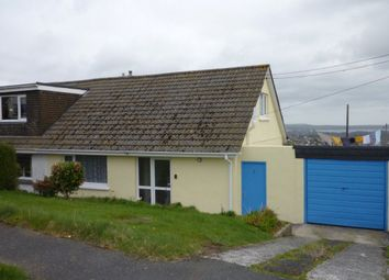 Thumbnail 3 bed property to rent in Cannis Road, St. Austell