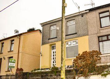 Thumbnail 3 bedroom end terrace house to rent in Brynhyfryd Terrace, Ferndale