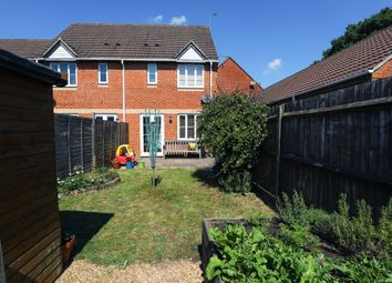 Thumbnail 2 bed end terrace house for sale in Hazel Road, Four Marks, Alton