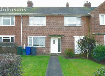 Thumbnail 3 bed terraced house for sale in Newmarket Road, Cantley, Doncaster.