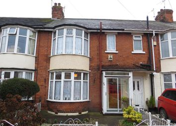 Thumbnail 3 bed terraced house for sale in Lynton Avenue, Hull, East Yorkshire