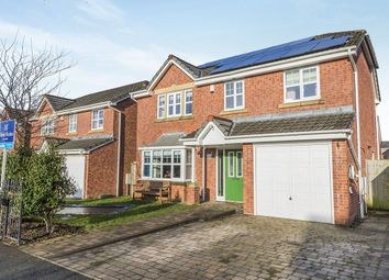 Thumbnail 4 bed detached house for sale in Roby Avenue, Buckshaw Village, Chorley