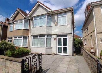 Thumbnail 3 bed semi-detached house for sale in Gore Road, Ashton, Bristol