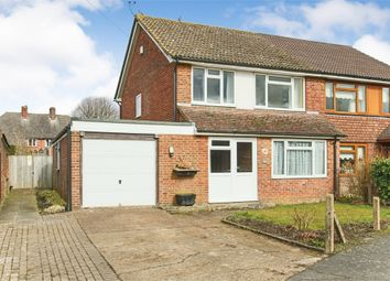 Thumbnail 3 bed semi-detached house for sale in Broad Field, West Hoathly, East Grinstead, West Sussex
