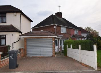 Thumbnail 2 bed semi-detached house for sale in Warrington Road, Dagenham