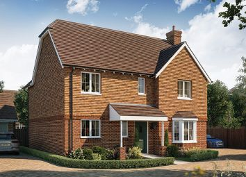 "Thumbnail 4 bed property for sale in ""The Whimberry"" at London Road, Handcross, Haywards Heath"