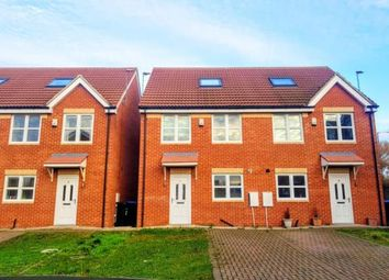 Thumbnail 4 bed semi-detached house for sale in Saltwater Court, Middlesbrough