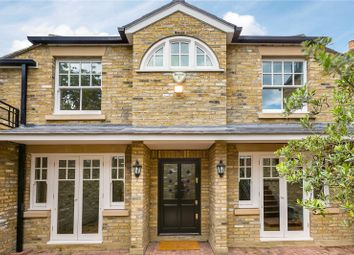 Thumbnail 3 bed detached house to rent in Station Road, Barnes, London