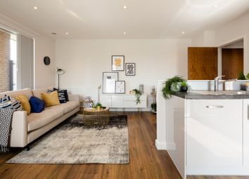 Linnet House, Dunedin Road, London E10. 2 bed flat for sale