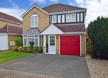 Thumbnail 4 bed detached house for sale in Chestnut Lane, Kingsnorth, Ashford, Kent