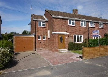 Thumbnail 3 bedroom semi-detached house for sale in Queens Road, Petersfield