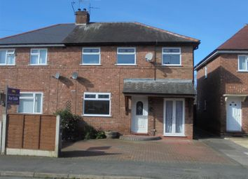 Thumbnail 4 bed semi-detached house for sale in Gibbons Crescent, Stourport-On-Severn