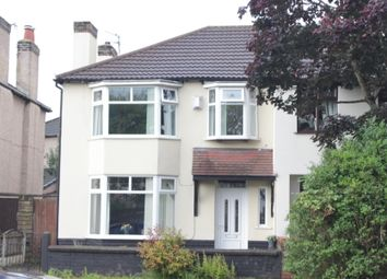 Thumbnail 3 bedroom semi-detached house for sale in Woolton Road, Wavertree, Liverpool