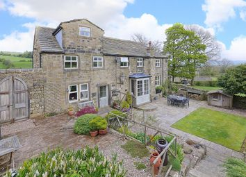 Thumbnail 5 bed detached house for sale in Gill Top, Cowling, Keighley
