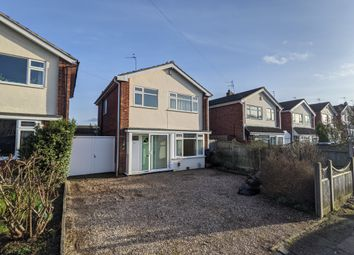Thumbnail 3 bed detached house to rent in Hazelhead Road, Anstey, Leicester