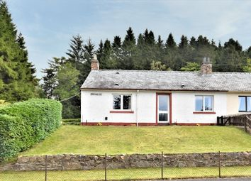 Thumbnail 3 bed semi-detached house for sale in Braeside Road, Ballinluig, Pitlochry