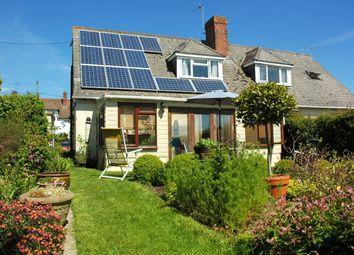 3 bed property for sale in Hollyhocks, 4 Hillside, Manston, Sturminster Newton, Dorset DT10