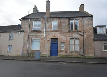 Thumbnail 1 bed flat to rent in Argyle Street, Stonehouse, South Lanarkshire ML9 3Ll