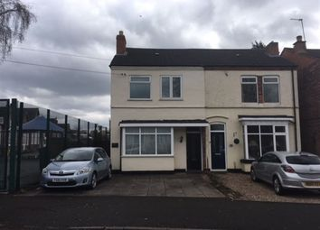 Thumbnail 1 bed maisonette to rent in Green Lanes, Wylde Green, Sutton Coldfield