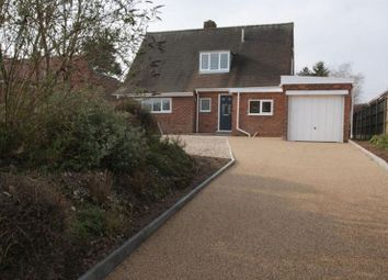 Thumbnail 3 bed detached bungalow for sale in Chapel Lane, Scrooby, Doncaster