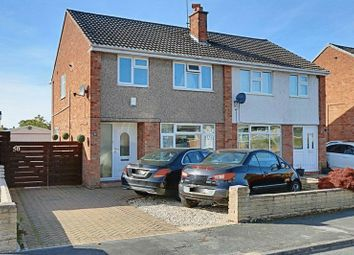 Thumbnail 3 bed semi-detached house for sale in West Hall Garth, South Cave, Brough