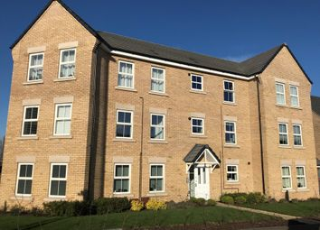 Thumbnail 2 bed flat for sale in Kestrel Way, Leighton Buzzard