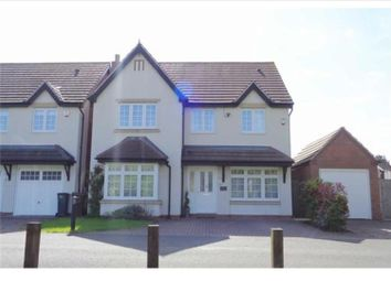 Thumbnail 4 bedroom detached house for sale in The Green, Castle Bromwich, Birmingham