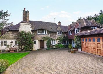 Thumbnail 6 bed detached house for sale in Broad High Way, Cobham, Surrey