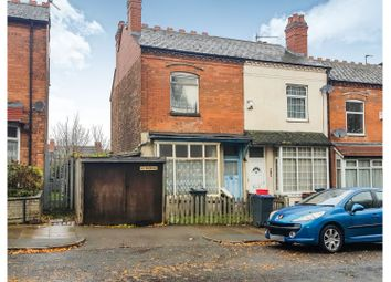 Thumbnail 2 bed end terrace house for sale in Kathleen Road, Birmingham