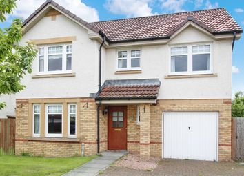 Thumbnail 4 bed detached house for sale in Dunbar Drive, Motherwell