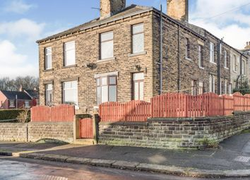 Thumbnail 3 bed end terrace house for sale in Haywood Avenue, Huddersfield