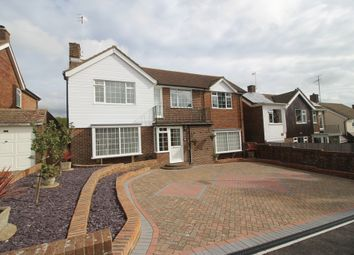 4 bed detached house for sale in Ruskin Road, Willingdon Village, Eastbourne BN20