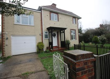 Thumbnail 4 bed semi-detached house for sale in Gloucester Avenue, Gorleston, Great Yarmouth