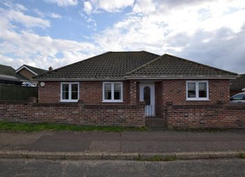 Thumbnail 3 bed detached bungalow for sale in Rosary Close, Mulbarton, Norwich