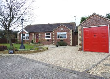 Thumbnail 3 bed detached bungalow for sale in Boundary Paddock, Navenby, Lincoln
