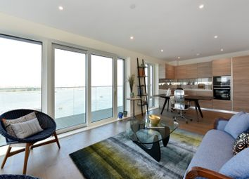 Thumbnail 2 bed flat for sale in Norton House, Royal Arsenal Riverside, Woolwich