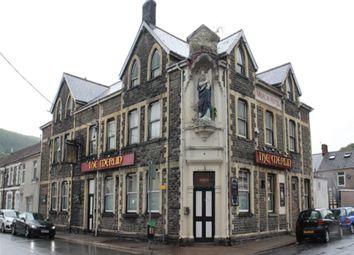 Thumbnail Pub/bar for sale in Mid Glamorgan CF37, Mid Glamorgan