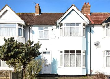 Thumbnail 3 bed terraced house for sale in Bishop Ken Road, Harrow, Middlesex